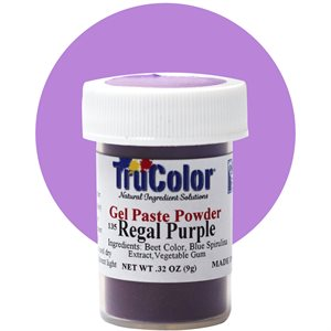 Regal Purple Gel Paste Natural Food Color 9 grams