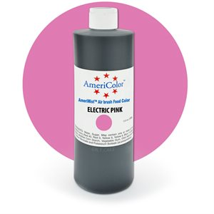 Electric Pink Airbrush Color 9 Ounces By Americolor