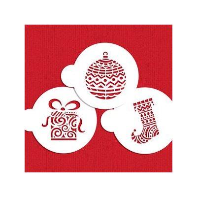 Christmas Cookie Stencil