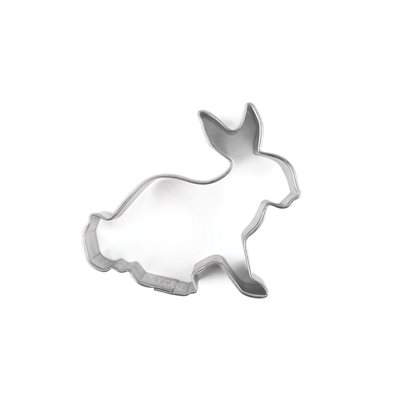 Cottontail Bunny Cookie Cutter 2 1 /  4 Inch