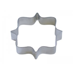 Square Plaque Cookie Cutter 4  1 / 4 Inch
