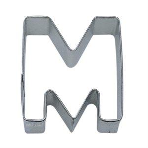 Alphabet Letter M Cookie Cutter 2 3 / 4 Inch