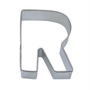 Alphabet Letter R Cookie Cutter 2 3 / 4 Inch
