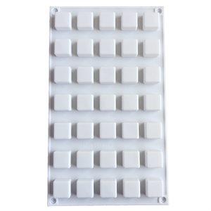 Mini Cube Silicone Baking & Freezing Mold .17 oz.