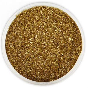 Gold Sheen Sanding Sugar