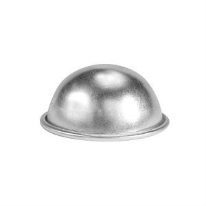 Hemisphere Ball Cake Pan  3 1 / 4 Inch