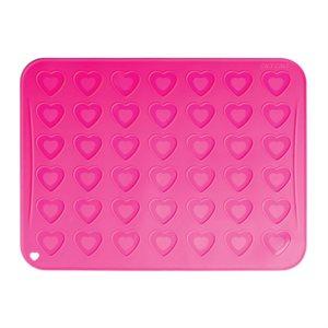 Heart Shape Macaron Mat