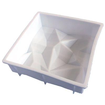 Geometric Pan Silicone Baking & Freezing Mold