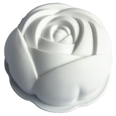 Large Rose Silicone Baking & Freezing Mold