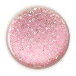 Light Pink Glittery Sugar 3 Ounces