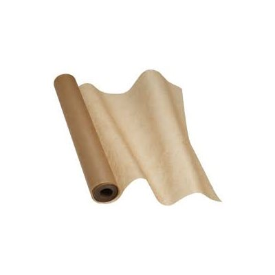 Natural Parchment Paper Roll 15 Inch  Wide x 20.66 SQ FT