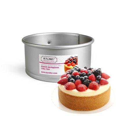 NY Cake Springform Cake Pan 6 x 3