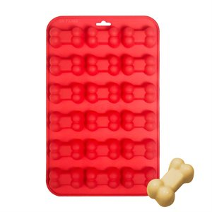 Mini Bone Shape Silicone Mold 18 Cavity