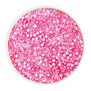 Pink Ombre Sprinkle Mix 4 Oz