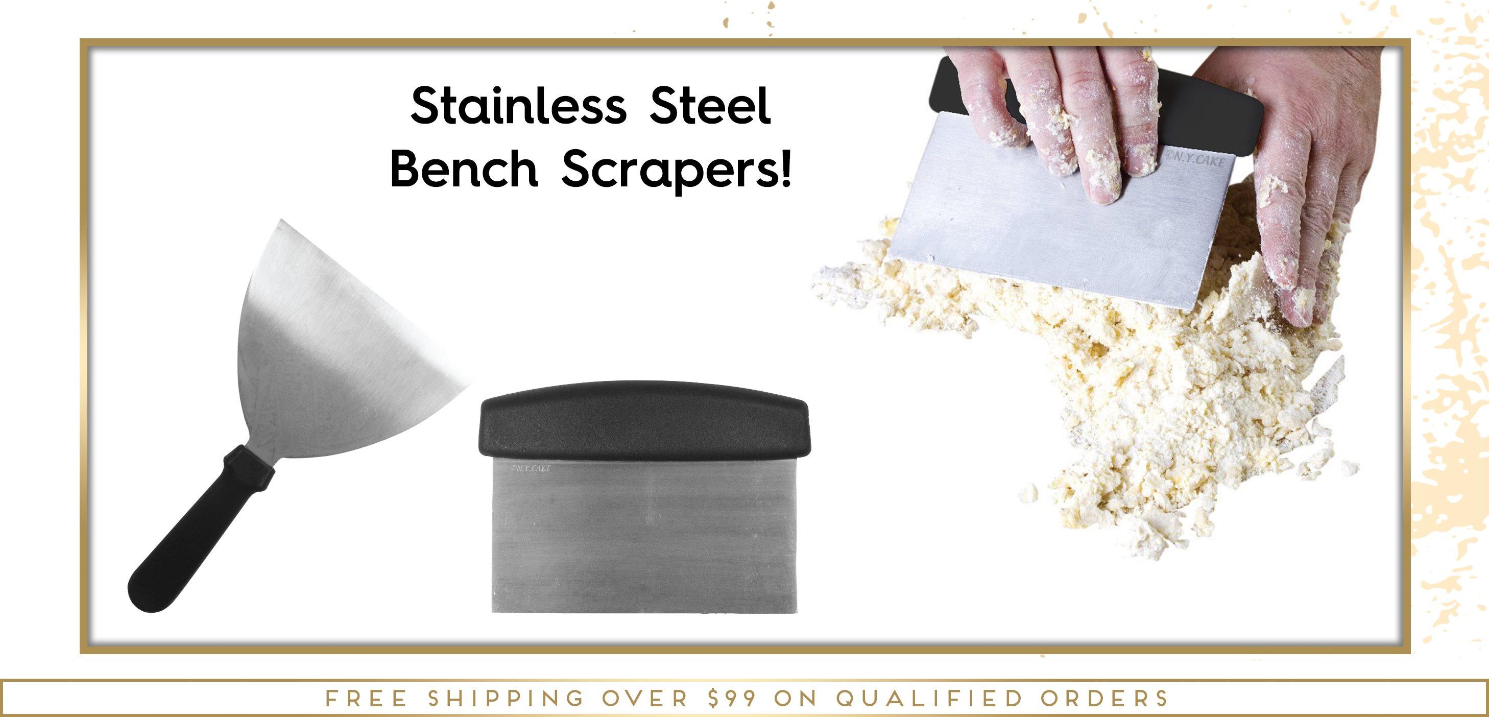 Bench Scrapers