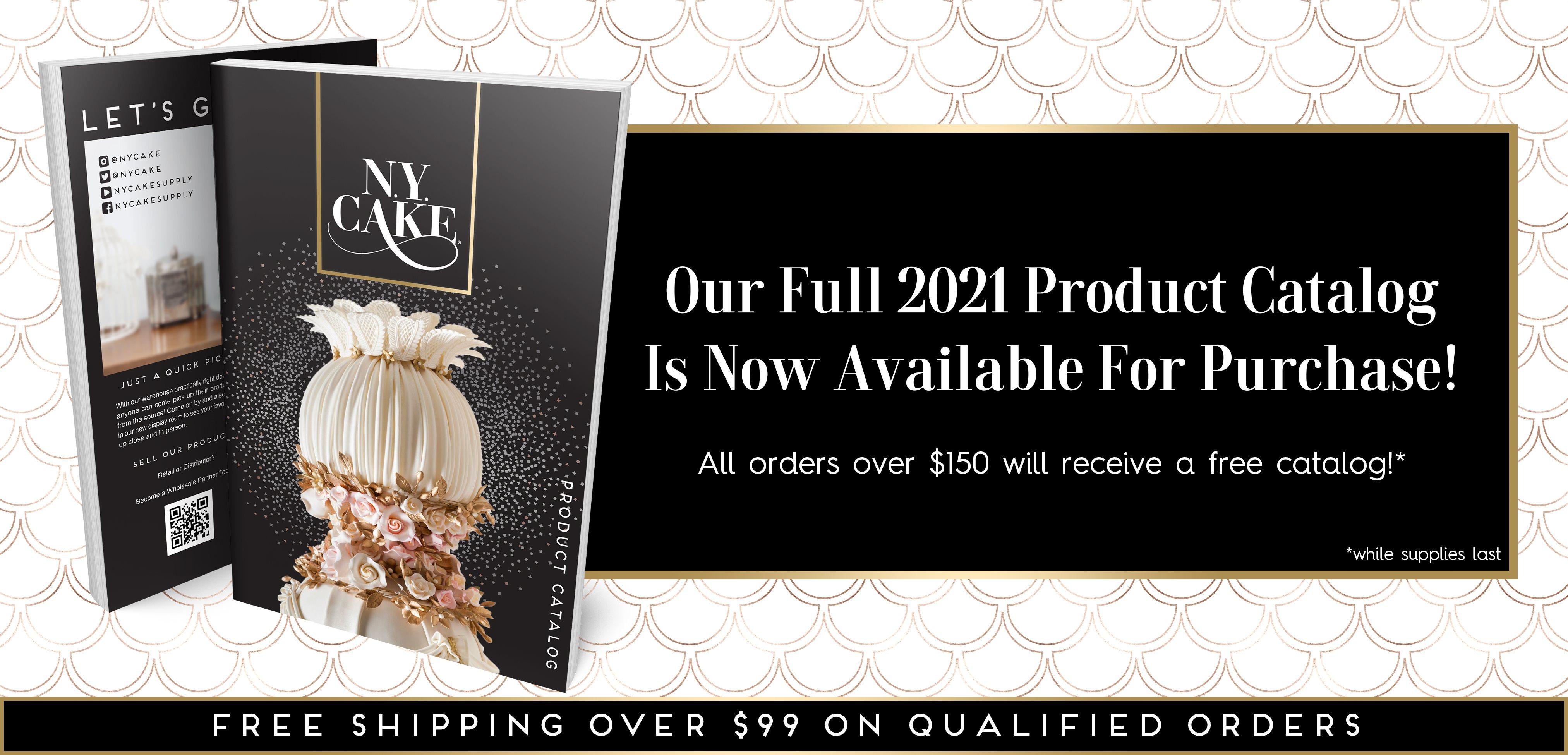 NY Cake Full Product Catalog 2021