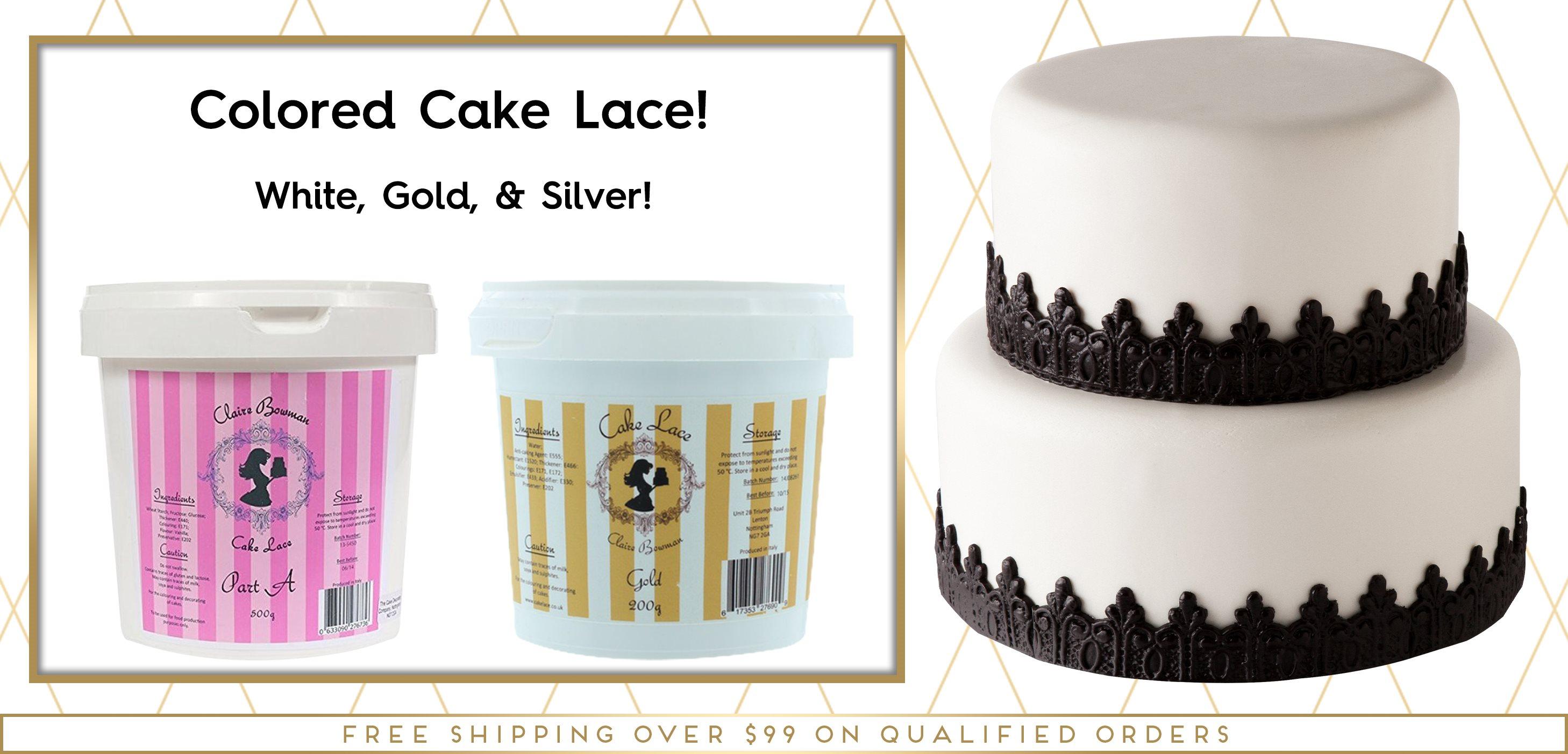 ClaireBowman Cake Lace