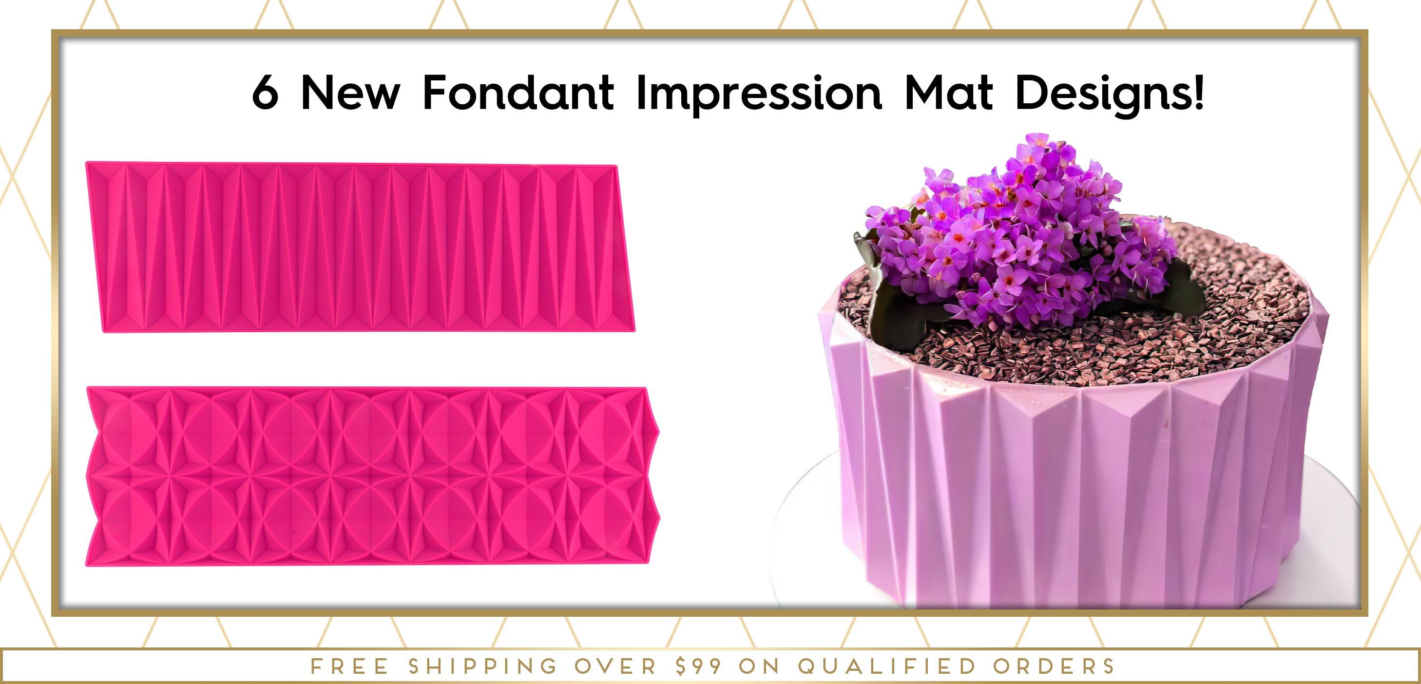 Impression Mat Origami