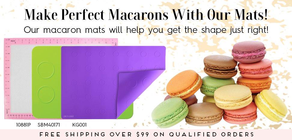 Macaron Mats