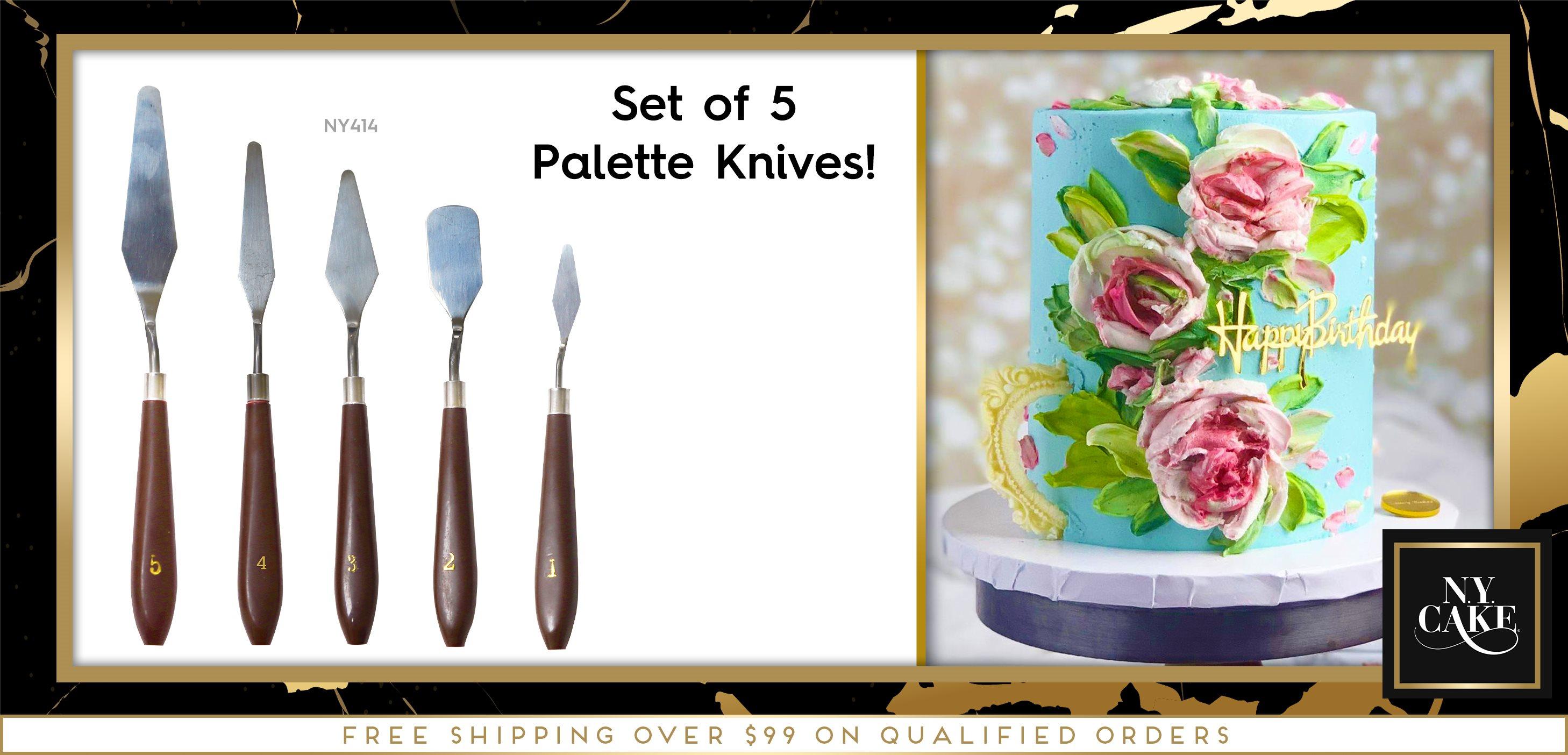 Palette Knife Set