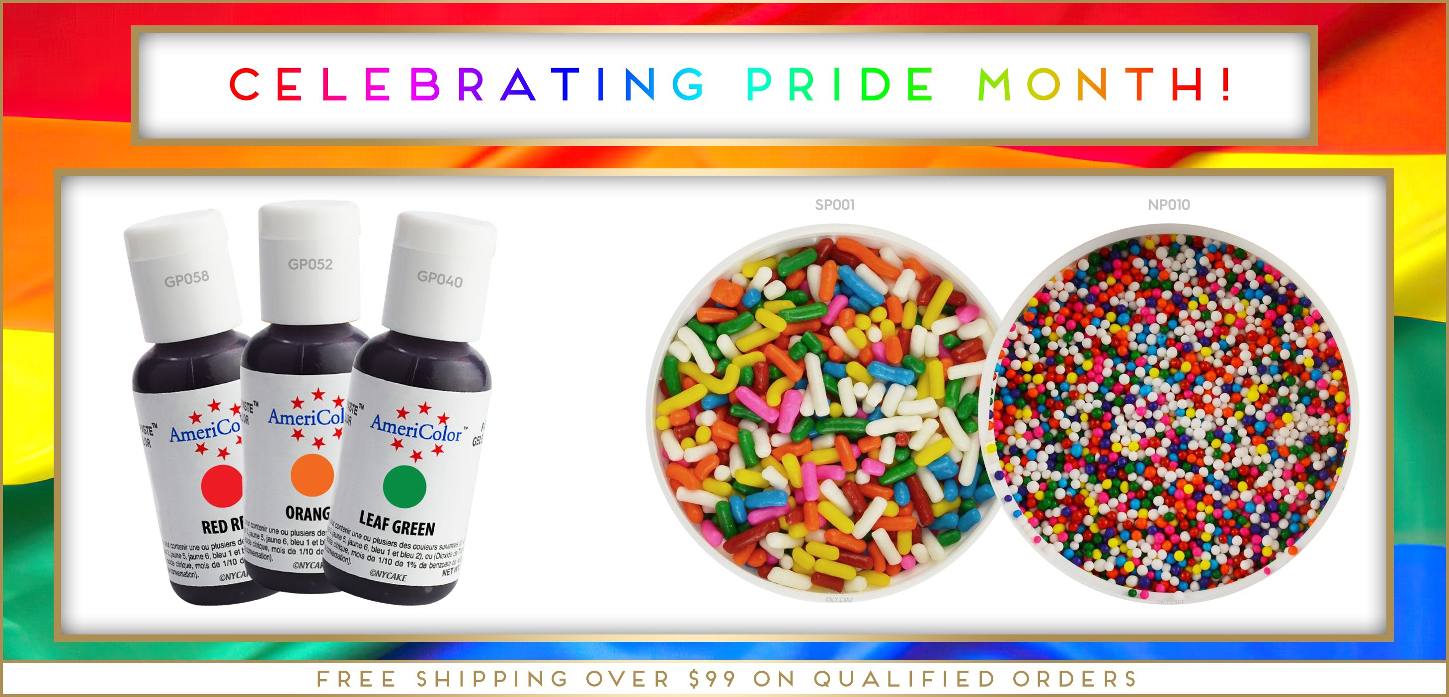 Pride Month LGBTQ+