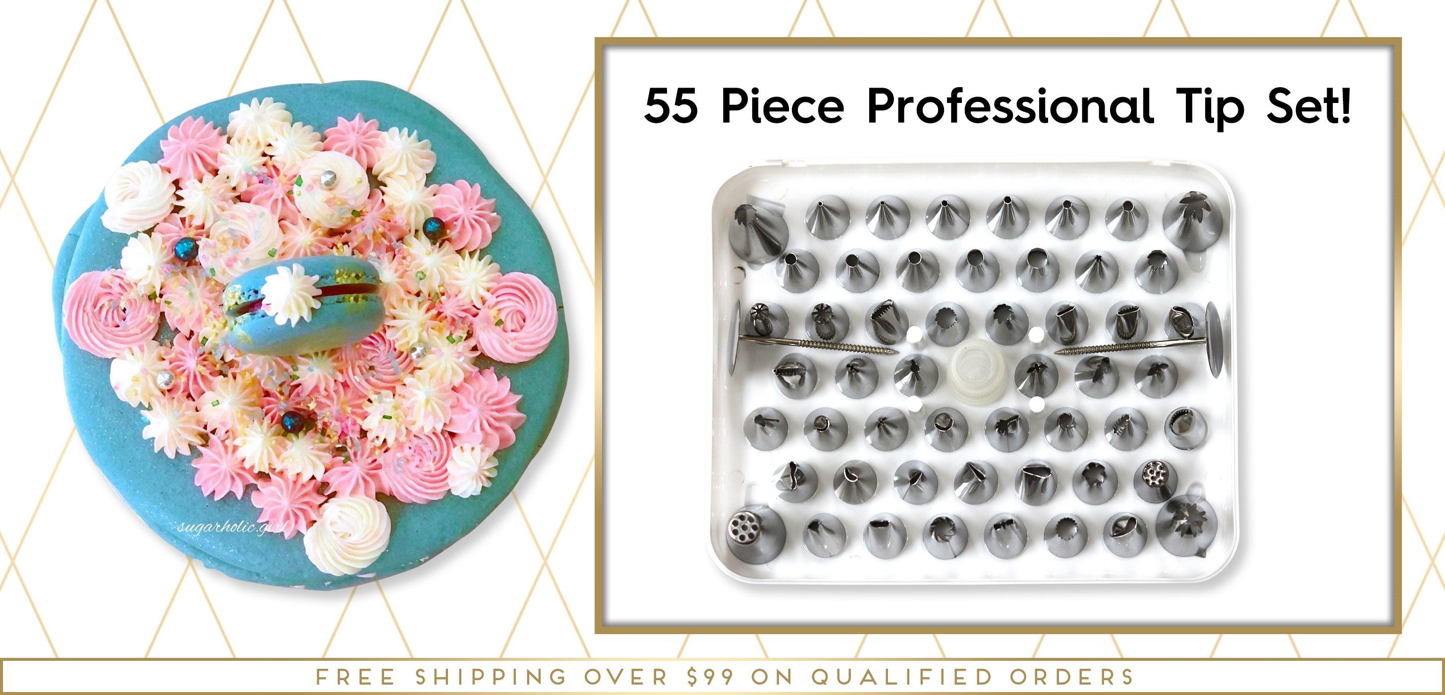 Tip Set 55 Piece